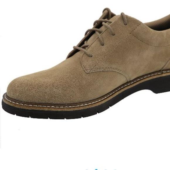 b57bdb05e734 Dr. Scholl s Men s Tan Suede Resolute Oxford Shoe